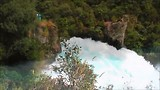Hoka Falls bij Taupo
