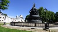 Novgorod Millenniummonument