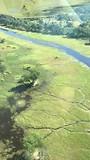 Plane safari Okavango delta