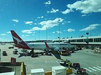 Voor de 3e keer op Melbourne geland
