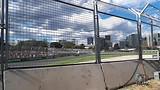 Testrondje F1 Melbourne, de eerste van het nieuwe seizoen