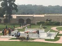crematieplaats van Gandhi