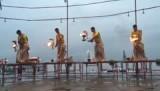 Ochtendritueel aan de Ganges