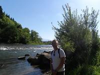 erik met rivier