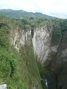 De hoogste waterval van Colombia