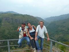 Met Alvaro' de balkon scene'