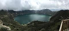 Quilotoa laguna