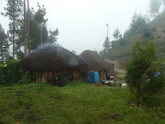 Huisjes in de bergen