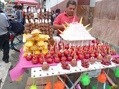 Sweets good Friday in Cuenca