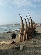 de bootjes uit Huanchaco