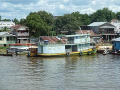 Benjamin constant, aan de Amazona