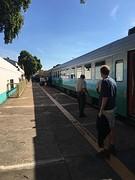 vertrek trein