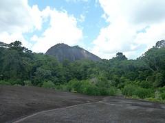 Voltzberg vanaf het plateau