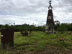 Moiwana monument