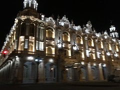 Paleis havana @ night