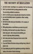 'De tien geboden'