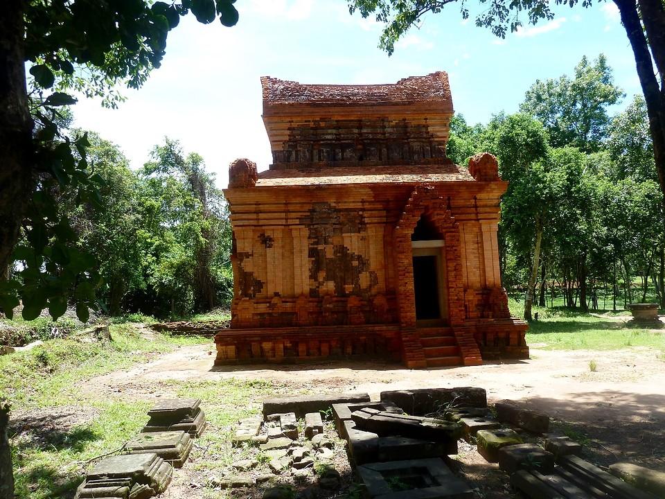 My son Temple 8e eeuw