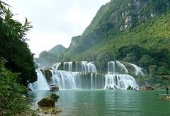 De Ban Gioc waterval