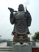 Big happy buddha