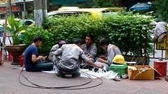 Straatwerkers