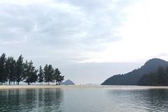Uitzicht op Kho Kham