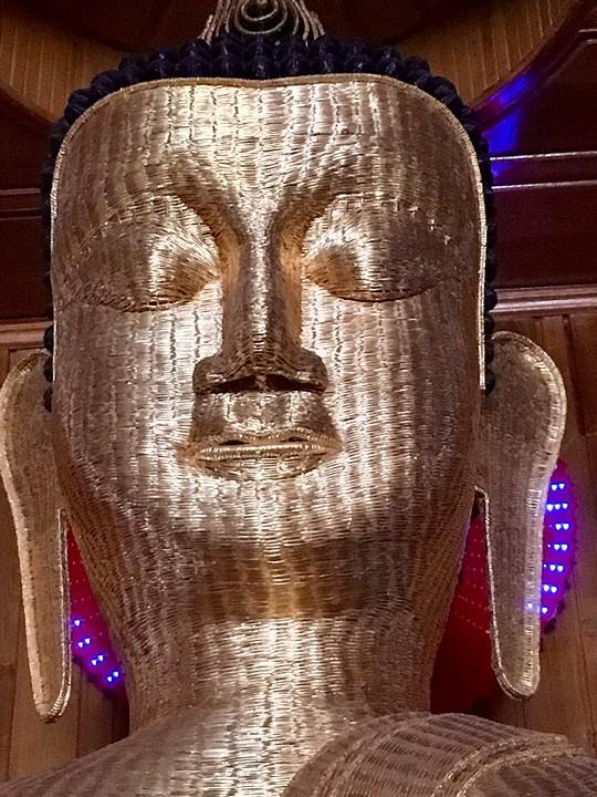 Bamboe buddha