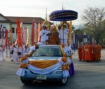 De tweede monnik