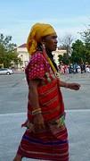 Mhong vrouw