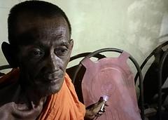 Monk en dragonfly