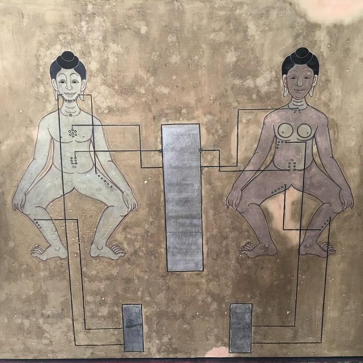 Accepuntuur Wat Pho