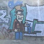 Fishing Fred streetart