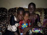 De 3 meiden van Mousa