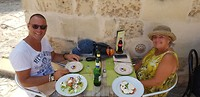 Lunch in Matera