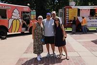 Foodcar festival met Jill en Herb