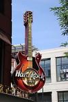 Hardrock Cafe in Denver