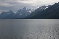 Verlaten Teton National Park