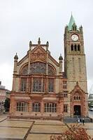 Ommuurde stad (London)Derry, Noord-Ierland