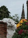Een liggende Boeddha