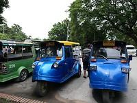 Ons vervoer voor de middag