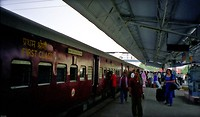 Dag 02 - nachttrein naar Bikaner