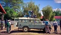 Dag 5 - inpakken voor Mount Kenya