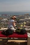 Dag 05 - uitzicht over de haven van Arica