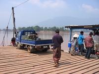 Dag 15-De veerboot over de Mekong