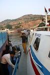 Dag 20-boot naar Phnom Pehn