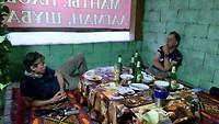 Dag 6-Diner op z'n Kasachs