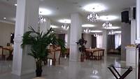 Dag 15-ontbijtzaal in het hotel