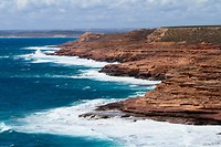 Dag 24 - Kalbarri Coastal Cliffs