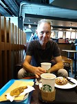 Dag 1 - Koffietijd @Schiphol