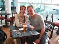 Dag 01 - Onze tijd uitzitten op de luchthaven van Doha