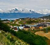 Dag 03 - uitzicht over Ushuaia